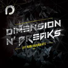 Dimension and Breaks Cover