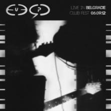 Live in Belgrade Cover