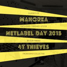 Mahorka Netlabel Day Mashup Cover