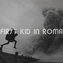 first kid in roma Photo