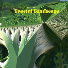Fractal Landscape Cover